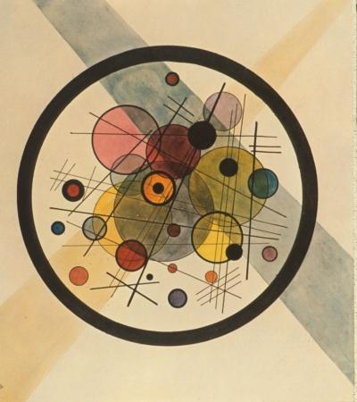 Vasilij Kandinskij - Cerchi in cerchi