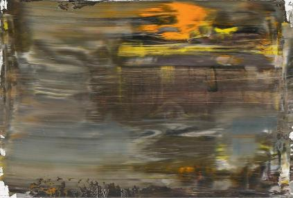 Gerhard Richter-Abstract Painting-2005