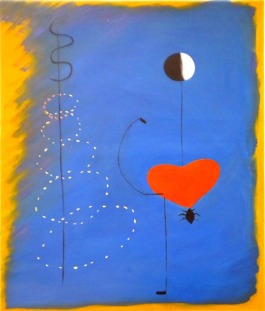 Dancer - Joan Mirò