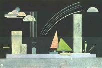 At rest - Wassily Kandinsky