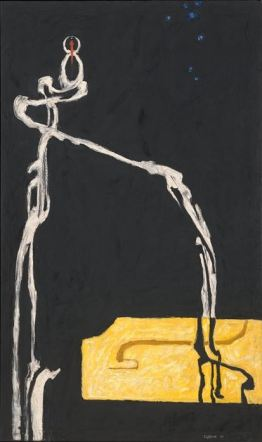 Untitled - Clyfford Still