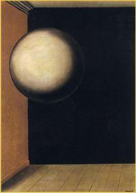 Secret Life IV - Rene Magritte