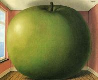 The listening room - Magritte