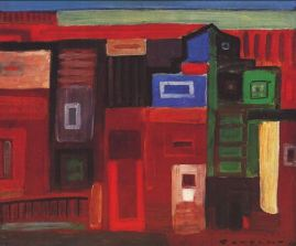 Old Block of Houses - Carlos Botelho