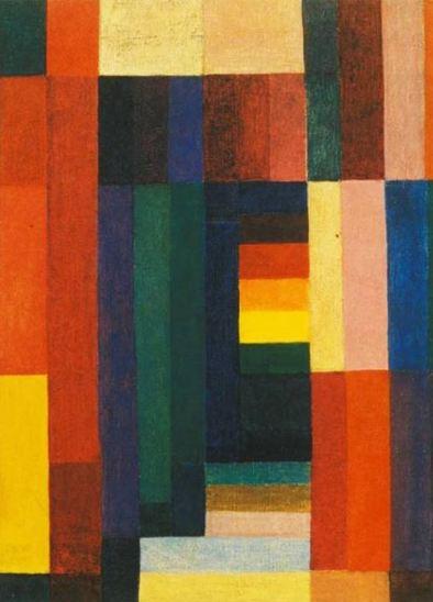 Horizontal Vertical - Johannes Itten